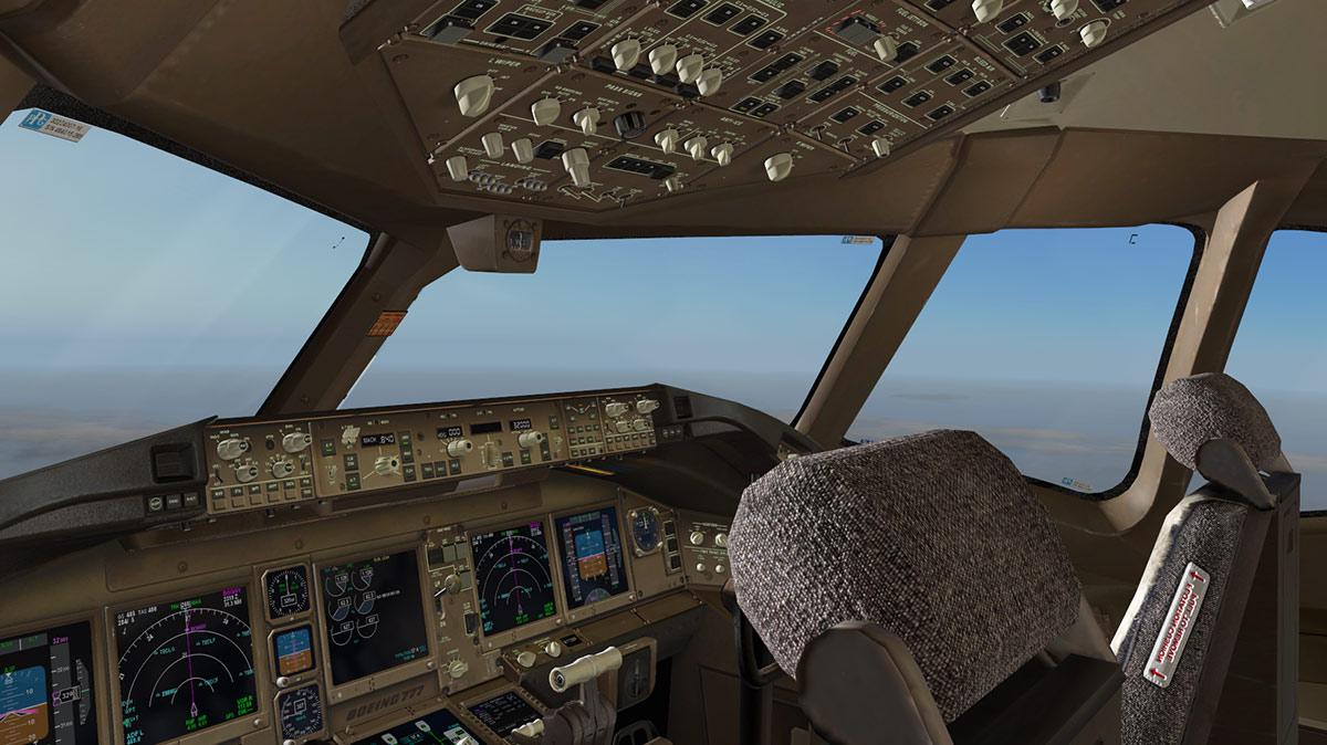 Aircraft Update : Boeing 777 Worldliner Pro 1 9 5 by