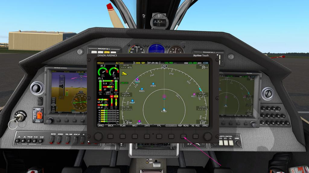 Aircraft Review : Pipistrel Panthera v3 by Aerobask - General