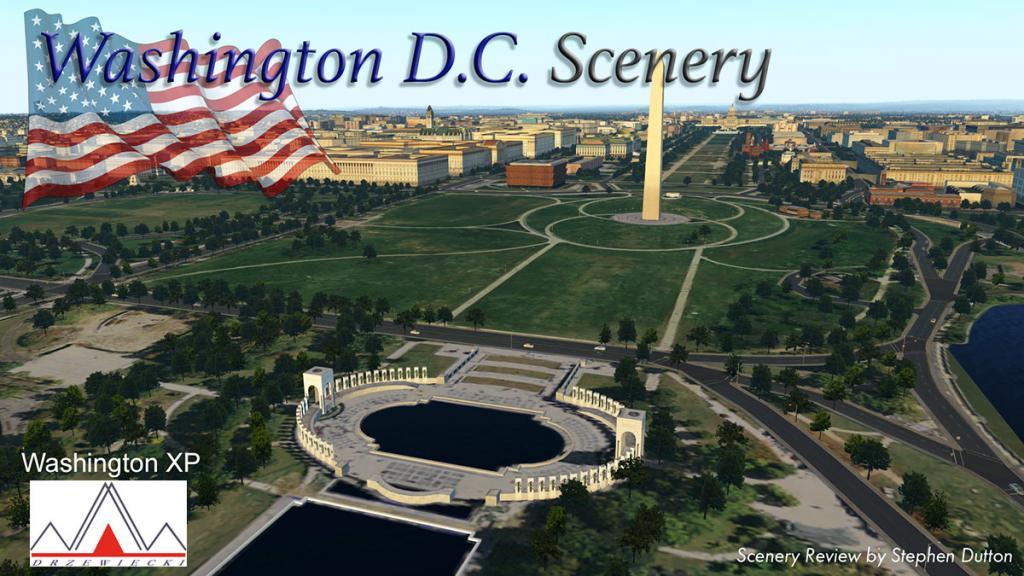City Scenery Review : Washington XP by Drzewiecki Design