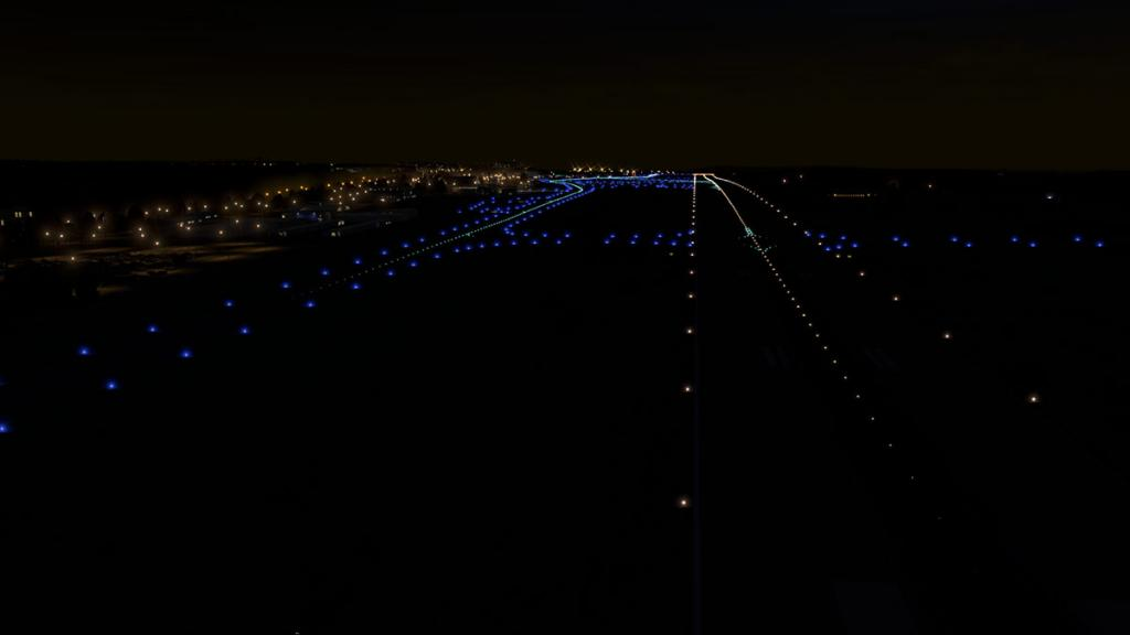 ... ELLX - LUX Lighting 2.jpg & Flyin Scenery Review : ELLX - Luxembourg Findel Airport by JustSim ... azcodes.com
