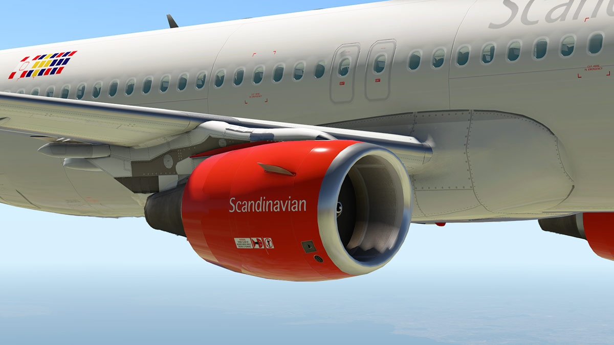Sound Update : BSS v4 for JARDesign A320NEO - Airliners