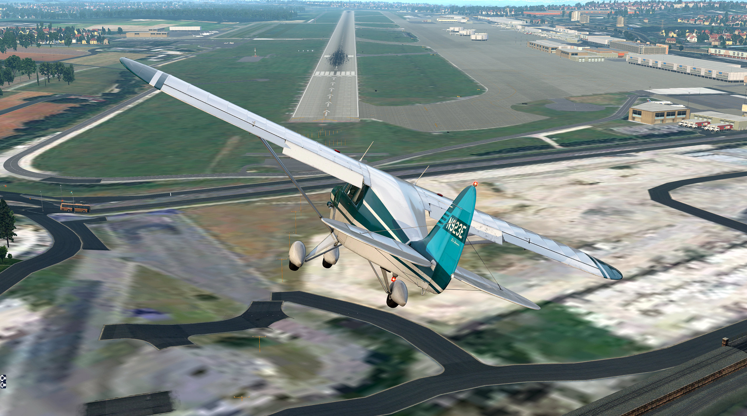 News! - Aircraft Released! : PA22 Tri-Pacer By Carenado