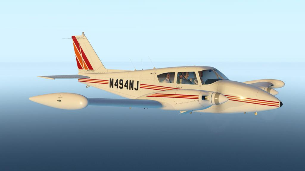 TwinComanche_Liveries N494NJ.jpg