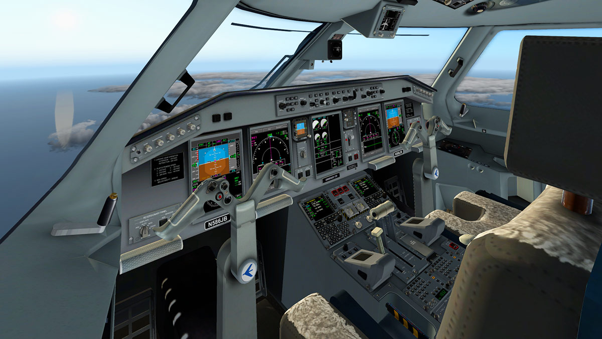 Aircraft Update : Embraer E-170 v1 07 by SSG - Airliners Reviews - X