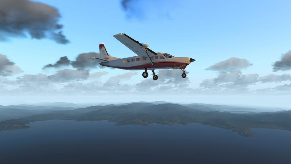 Aircraft Review : C208B Grand Caravan HD Series XP11 by Carenado