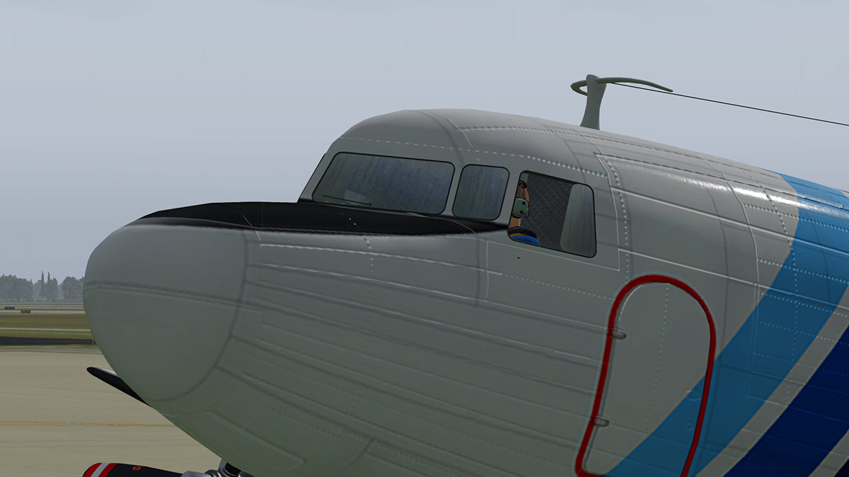 Aircraft Update Review - DC3/C47 v2 5a by VSkyLabs Flying Lab