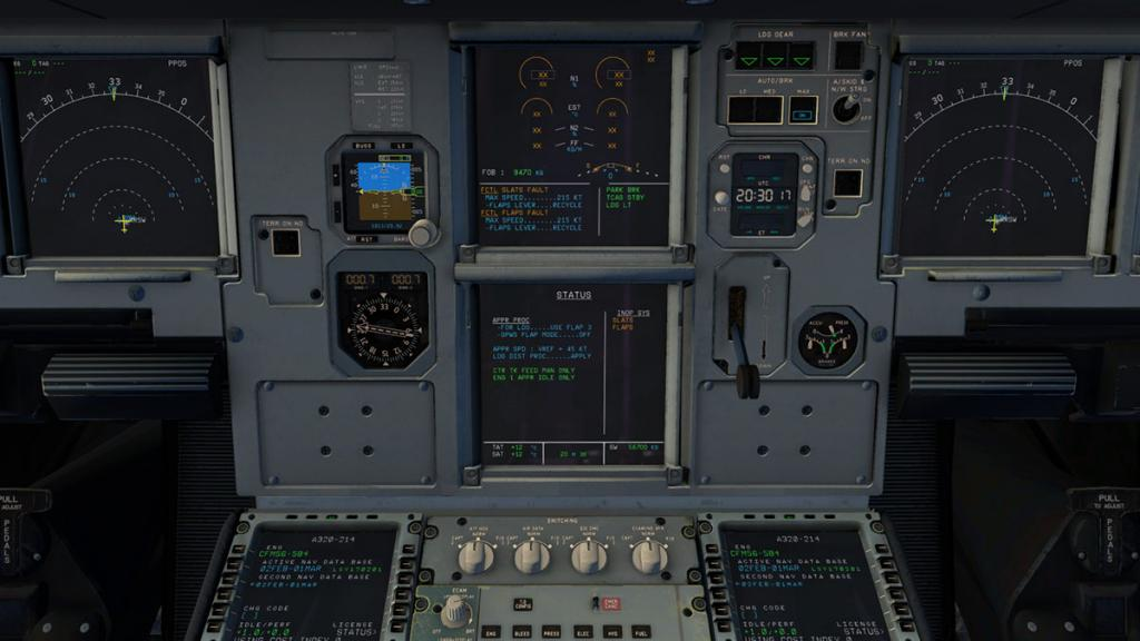 Aircraft Release : Airbus A320-214 Ultimate by FlightFactor