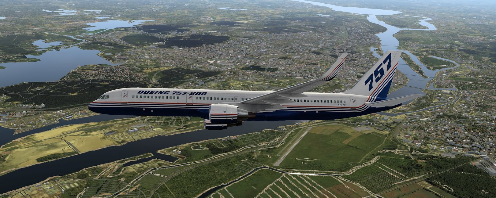 News! - Now Released! : Boeing 757 v2 0 Pro Extended by