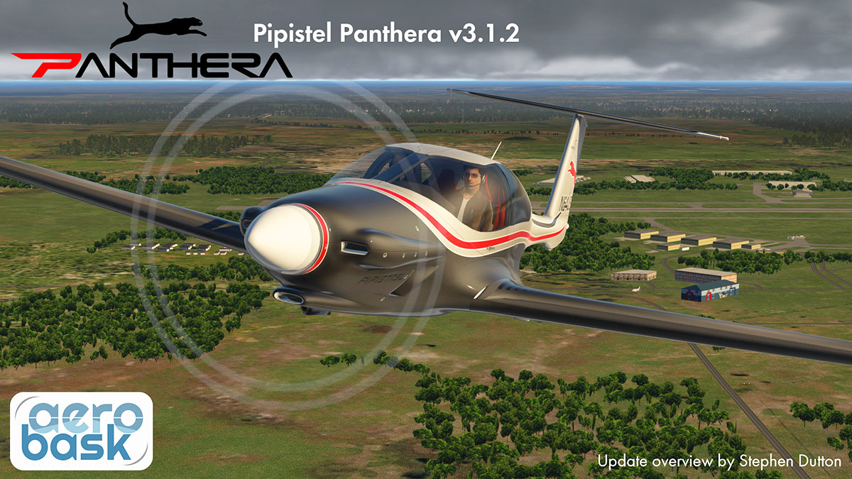 Aircraft Update Overview : Pipistel Panthera v3 1 2 by Aerobask