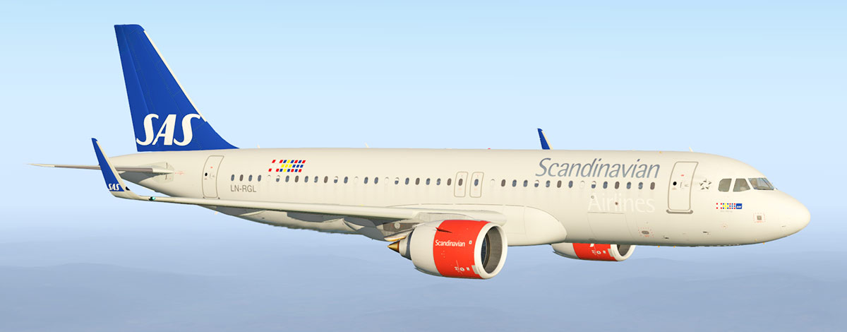 News! - Airbus A320-251N LEAP by Peters Aircraft - News! The