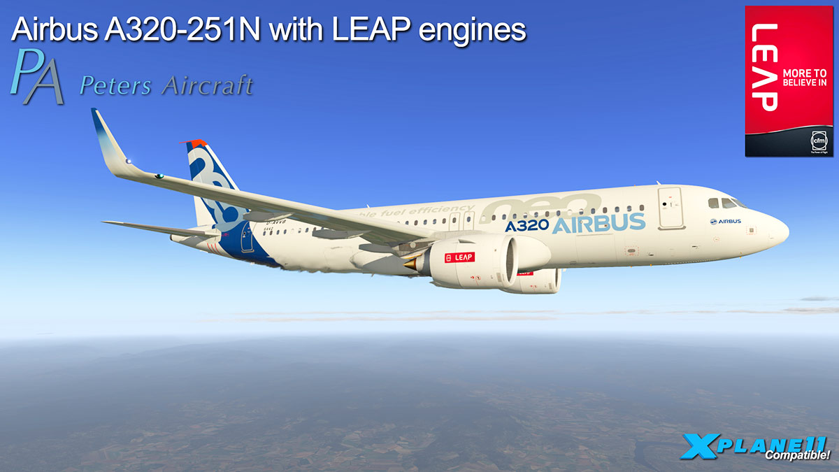 99692f754e5 News! - Airbus A320-251N LEAP by Peters Aircraft - News! The latest ...