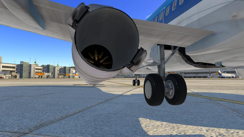 Aircraft Review : Boeing 732 TwinJet v3 by FlyJSim