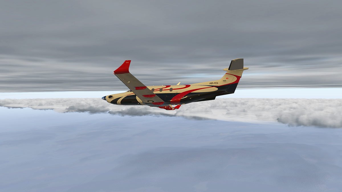 Aircraft Release XP11 : PC-12 by Carenado - News! The latest