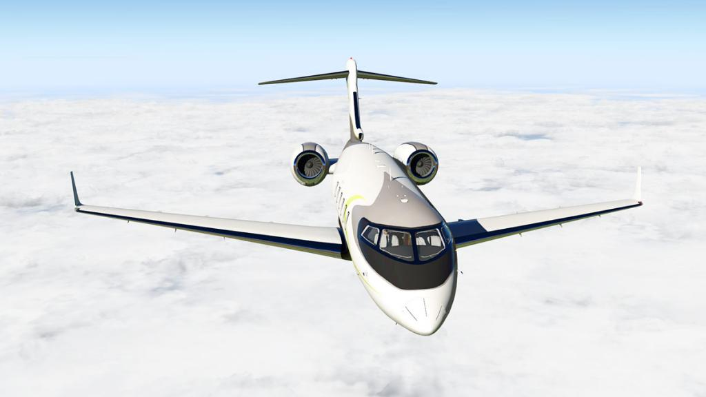 Aircraft Review : Challenger 300 V2 XP11 Captains Edition by