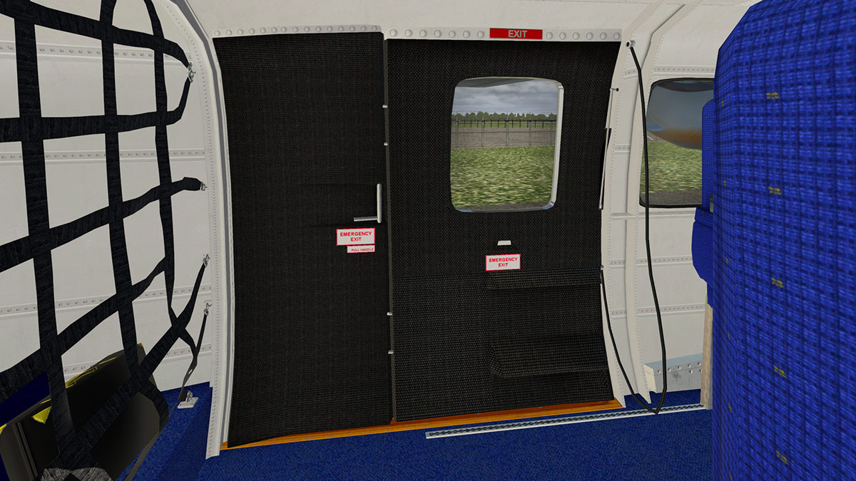 Update review evektor ev 55 outback g1000 by for Door 55 reviews