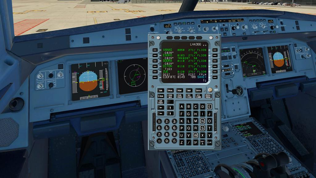 Aircraft Review : ToLiSS319 (A319-122) by ToLiSS - Airliners