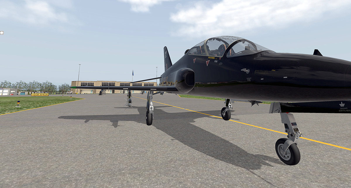News! - Aircraft Coming : Hawk T1/A Advanced Trainer by Just