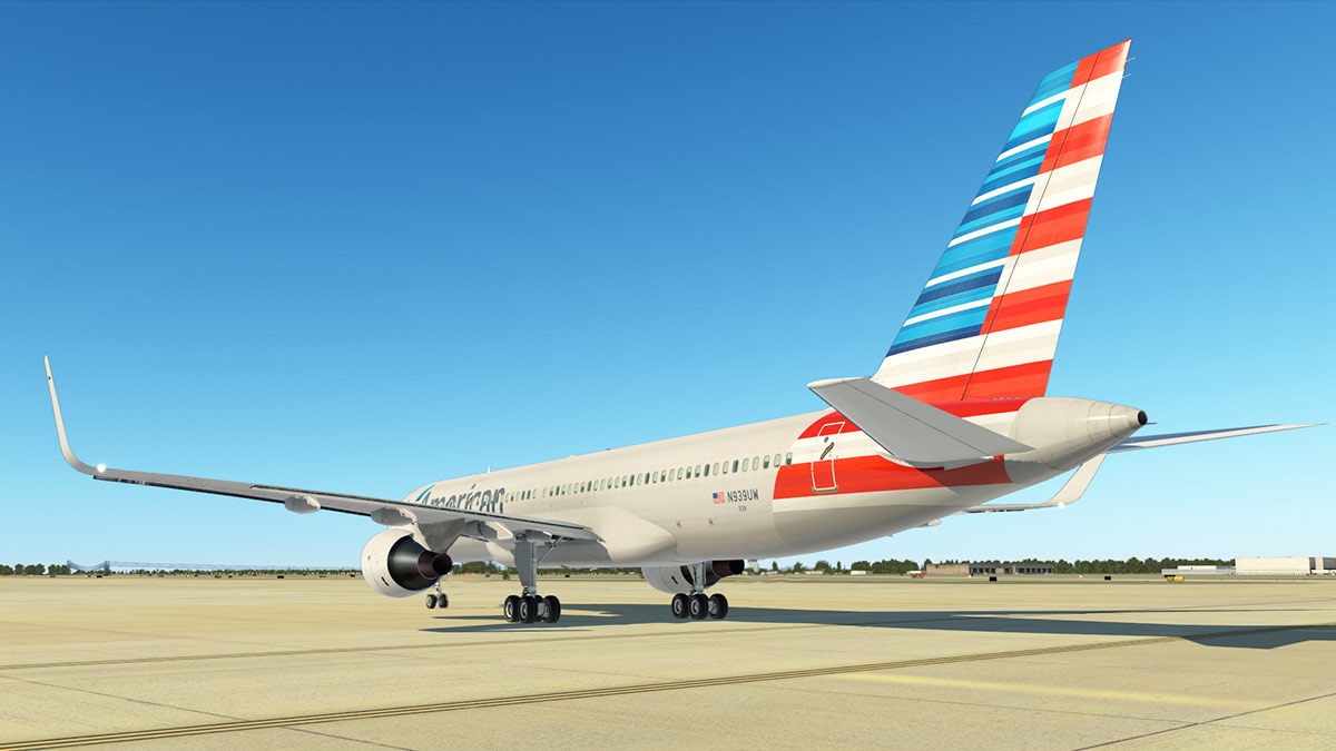 Aircraft Update : Boeing 757 Professional v2 1 13 by