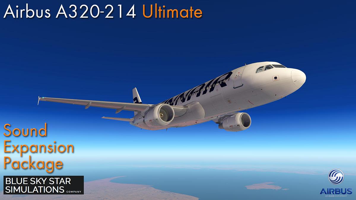 News! - Updated - BSS Flight Factor A320 Ultimate Sound Pack - News
