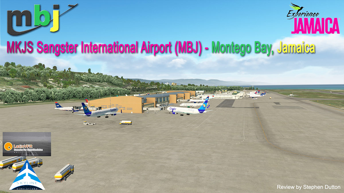 Airport Review : MKJS Sangster International Airport (MBJ) - Montego