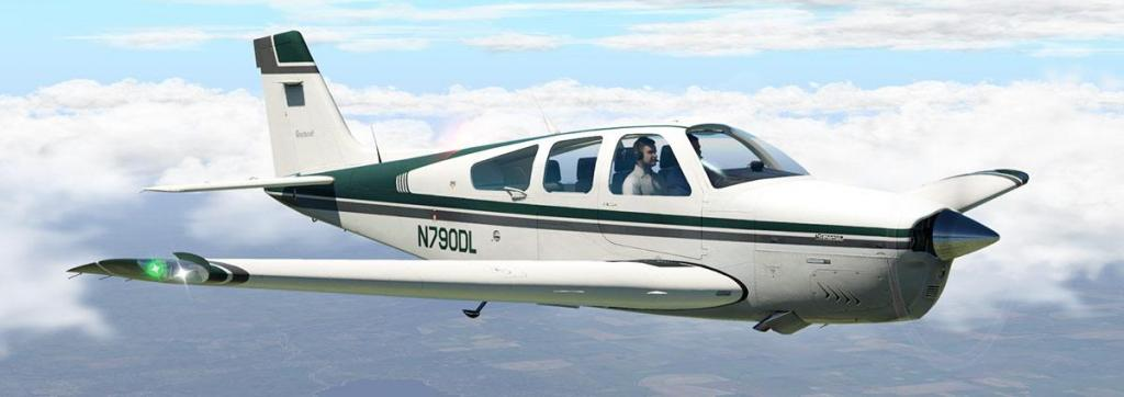Aircraft Review : Beechcraft Bonanza F33A XP11 by Carenado