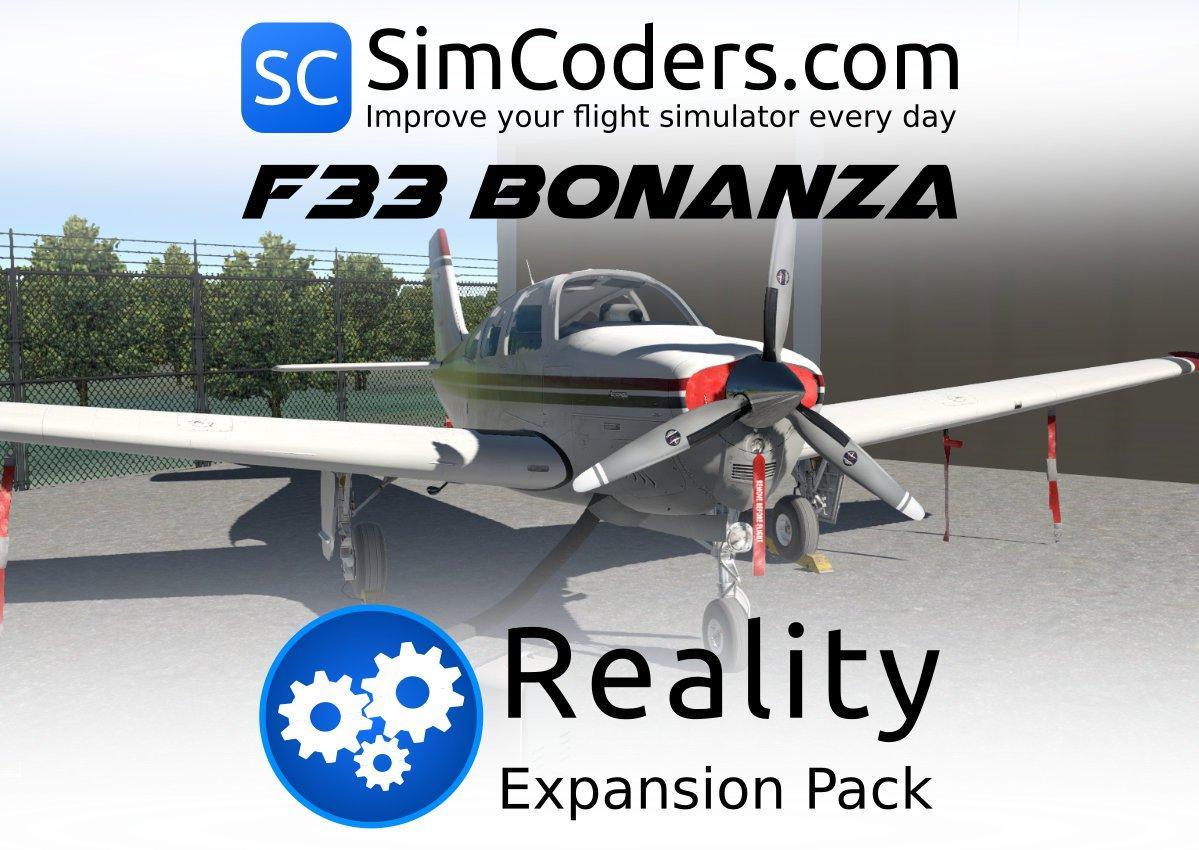News! - REP for Carenado Bonanza A33F XP11 - News! The