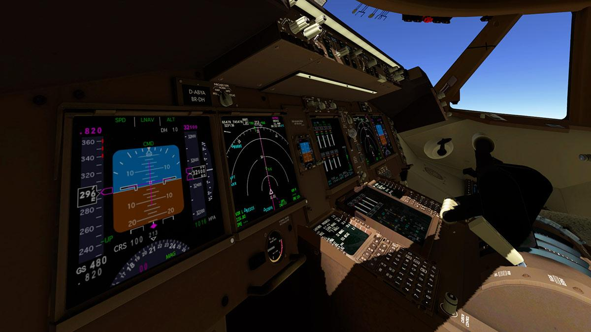 Aircraft Update : Boeing 748i/8F Adv v1 9 1By SSG
