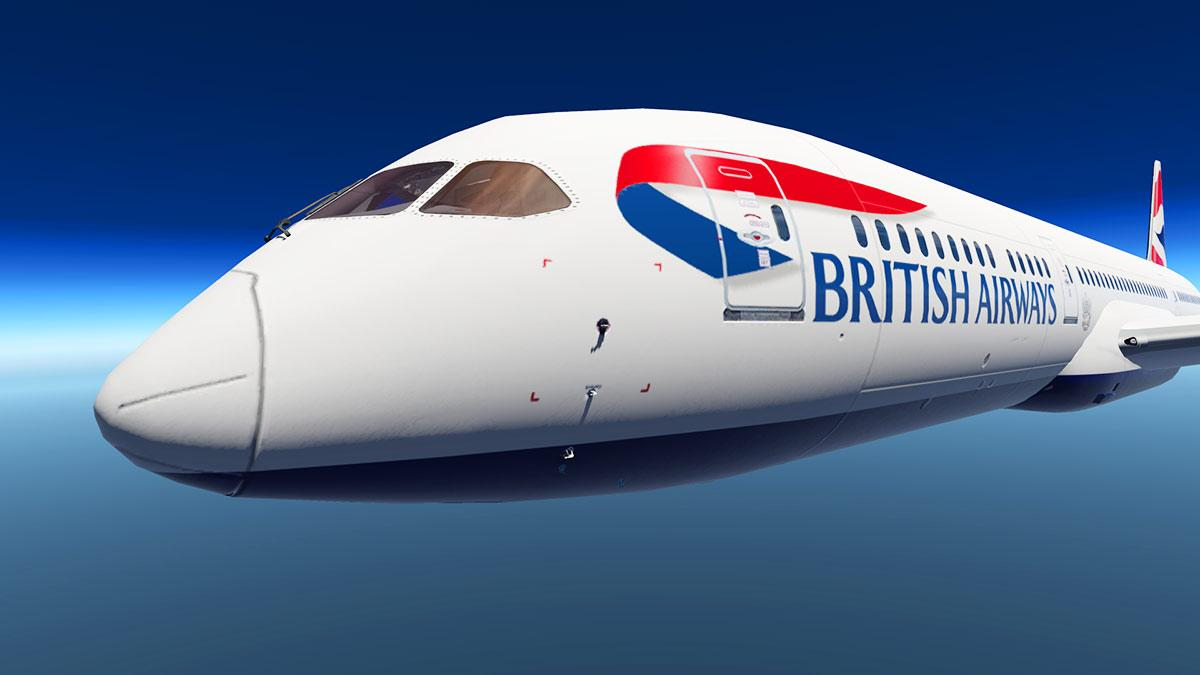 Aircraft Review : Boeing 787-900 Dreamliner by Magknight