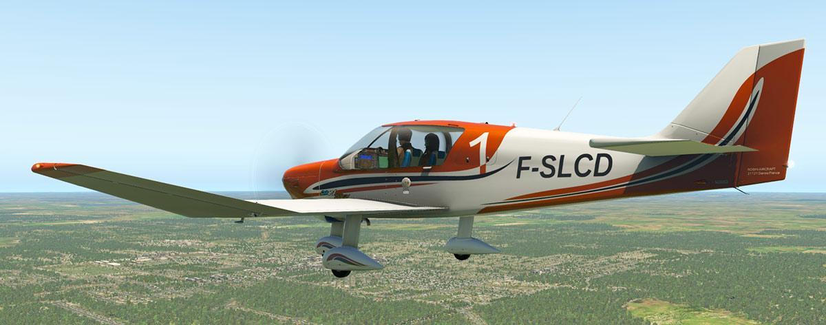 Aerobask Robin Dr401 | Pics | Download |