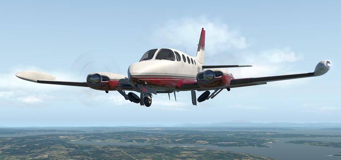 News! - Now Released! - XP11 Aircraft Upgrade for Carenado