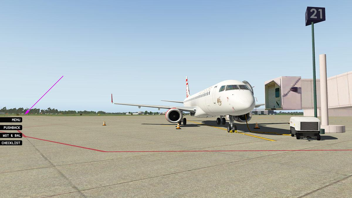 Aircraft Update : E-175/E-195 v2 4 by X-Crafts - Airliners