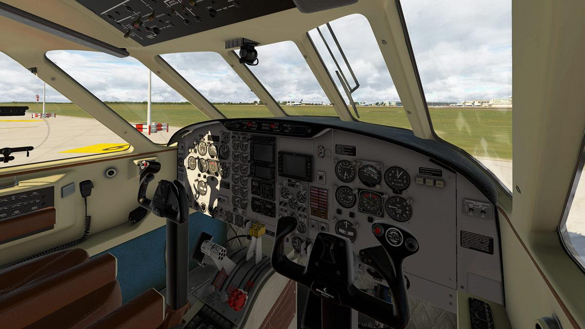 Aircraft Review Embraer Emb 110 Bandeirante Xp11 By