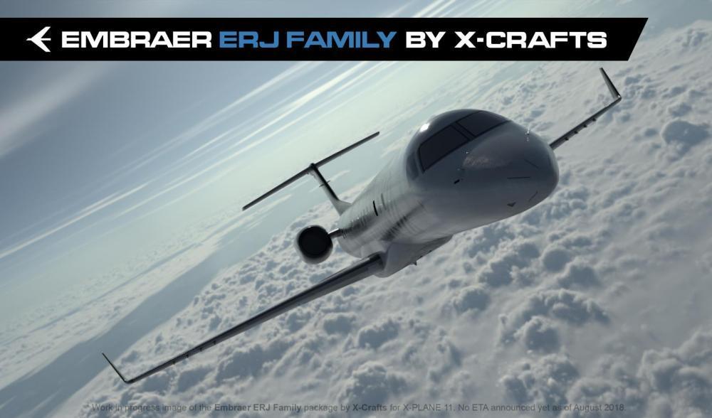 News! - Development - Regional Jets from X-Crafts and SSG