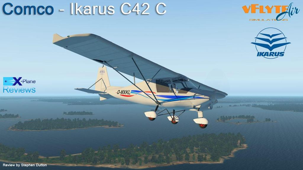 Aircraft Review Comco Ikarus C42 C By Vflyteair General