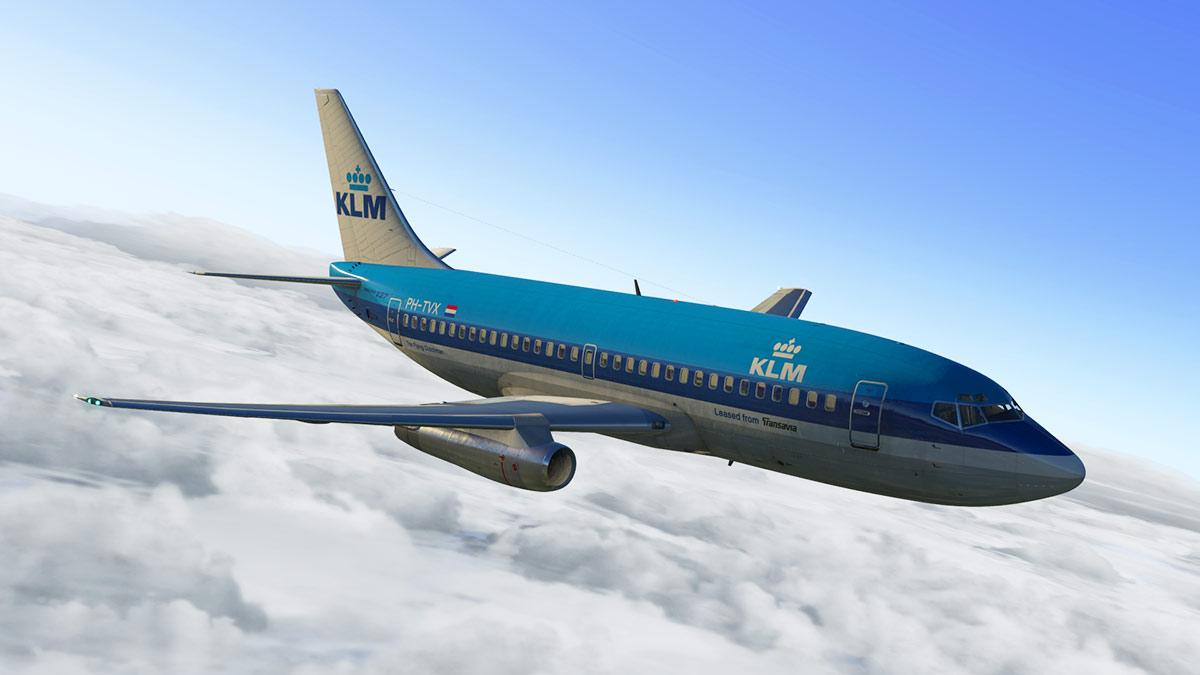 News! - Aircraft Update : 737 Series TwinJet Pro V3 patch by FlyJSim
