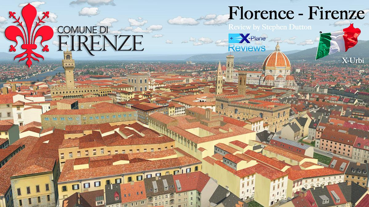 Scenery Review - Florence - Firenza Italy by X-Urbi - Payware