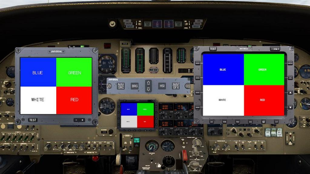 S550_Citation_II_Panel EFIS test.jpg