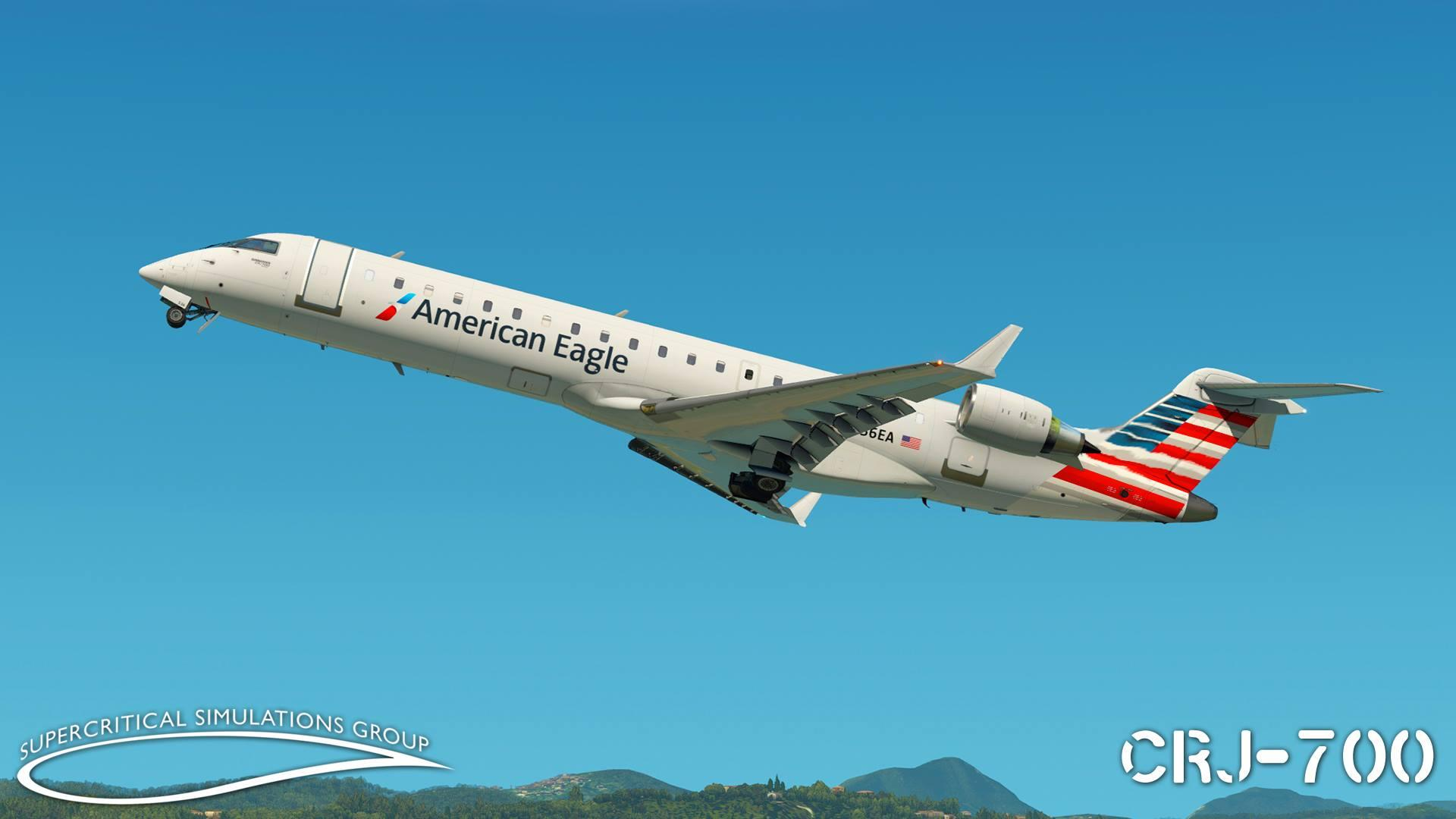 News! - Images! - Updated : SSG show images of their CRJ-700