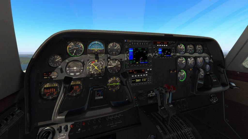 Milviz Cessna 310R_Cockpit 1.jpg