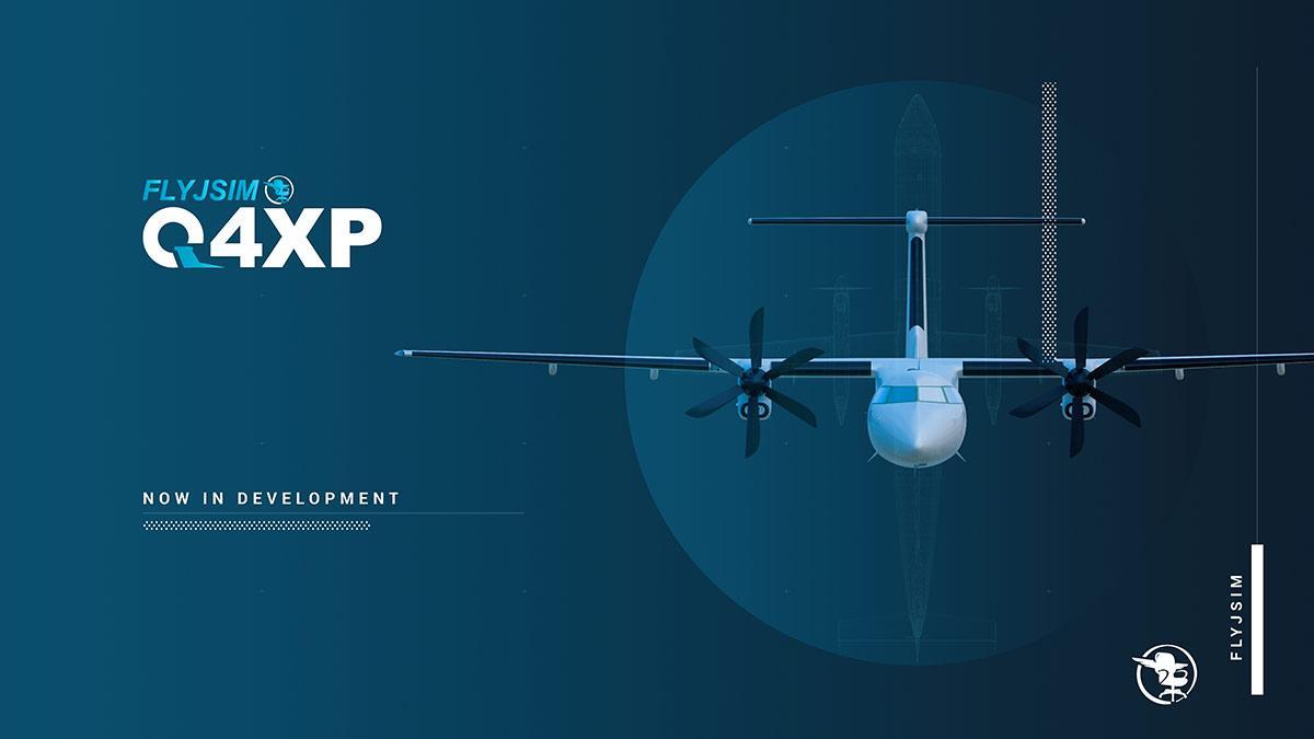 News! - In Development : FlyJSim Dash Q400 - Q4XP - News! The latest