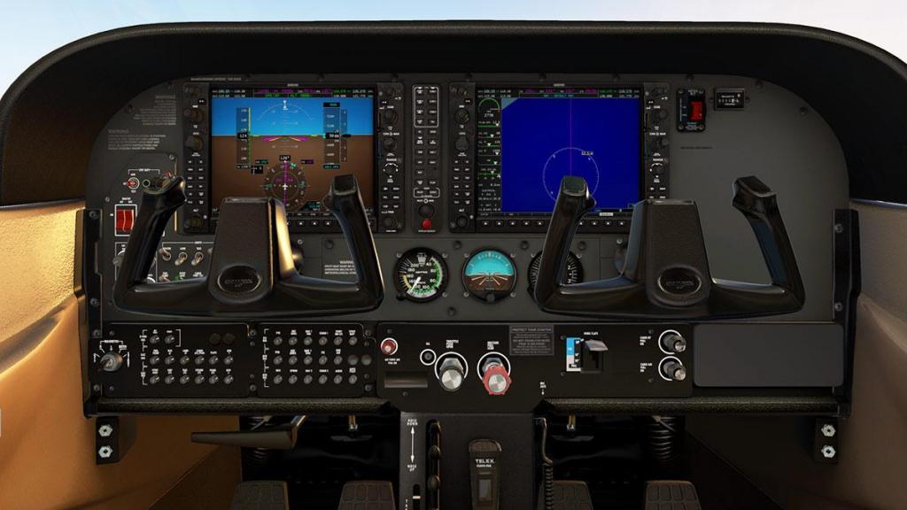 Carenado_C172SP XP11_Instrument panel 5.jpg
