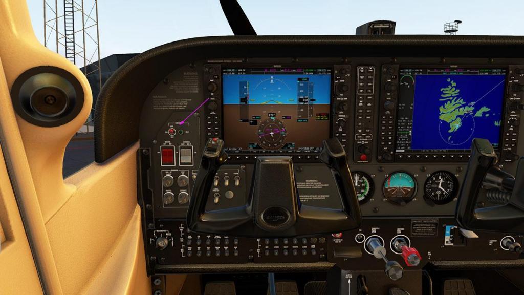 Carenado_C172SP XP11_Flying 2.jpg