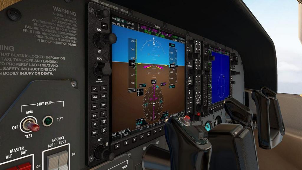 Aircraft Review : Cessna 172SP SkyHawk XP11 by Carenado - General