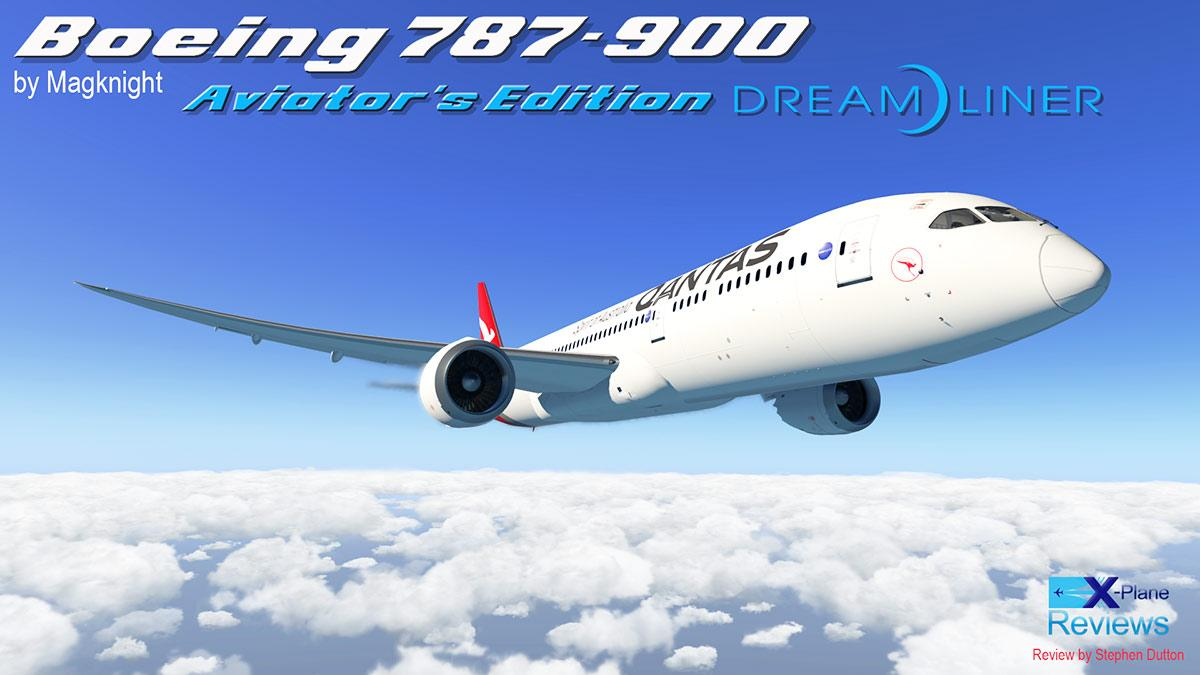 Aircraft Reissue : Boeing 787-9 Dreamliner Aviator's Edition