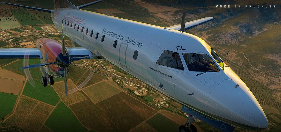 News! - Incoming! : Saab 340 by Carenado - News! The latest
