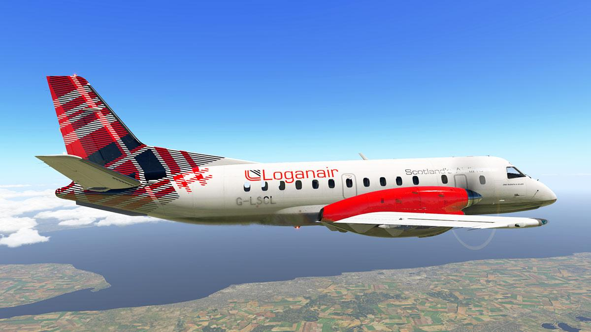 News! - Aircraft Released! : Saab 340 by Carenado - News