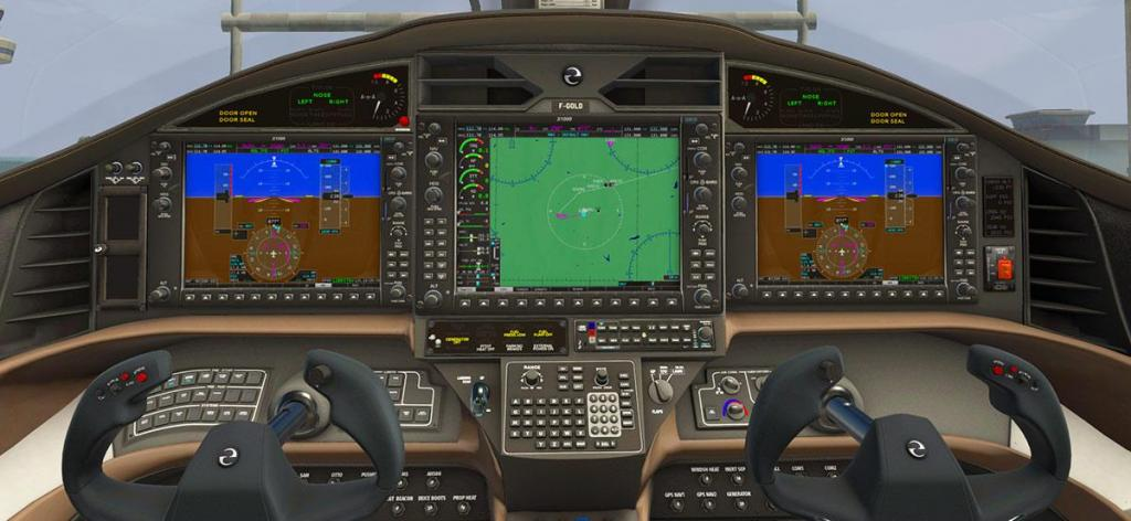 Aircraft Review : Epic E1000 - G1000 Edition by Aerobask