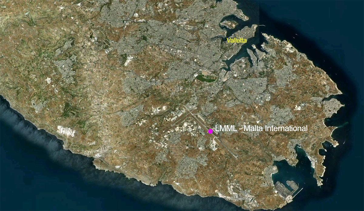 Scenery Review - LMML - Malta International by JustSim