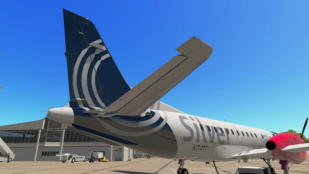 Aircraft Review : SAAB 340 XP11 by Carenado - Airliners Reviews - X