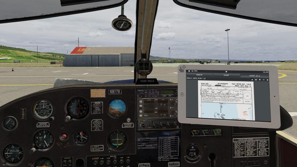 Aircraft Update : Cherokee PA140C Original v3 by vFlyteAir
